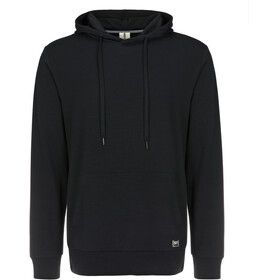 super.natural Essential Hoodie Men jet black